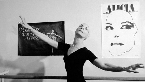 Alicia Alonso: Cuba's first lady of ballet – BBC News